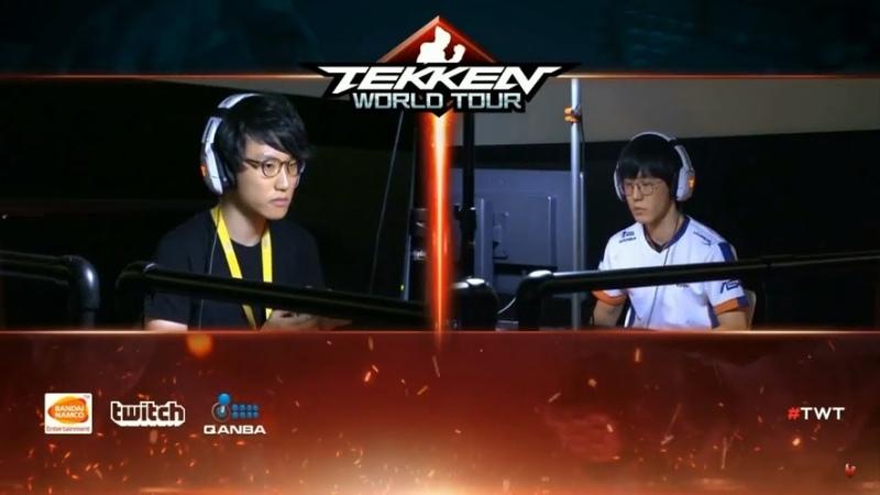 BBR VS FIGHTING 2018 Tekken 7 - KKOKKOMA vs ECHO FOX JDCR