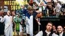 Moscow Bar Show Джарахов в коктейле by Гринько и Редман Киев с Something Tasty