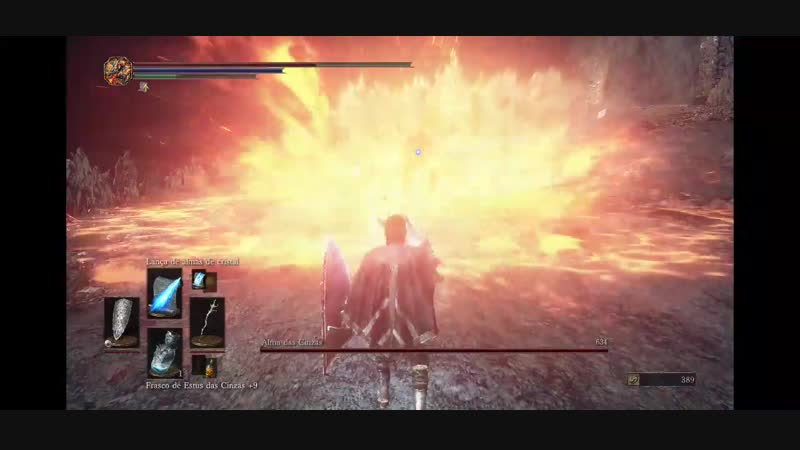 DARK SOULS 3 Boss Final Alma Das Cinzas