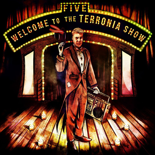 Five альбом Welcome to the terronia show