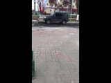 Укладка асфальта в Саранске. (VHS Video)