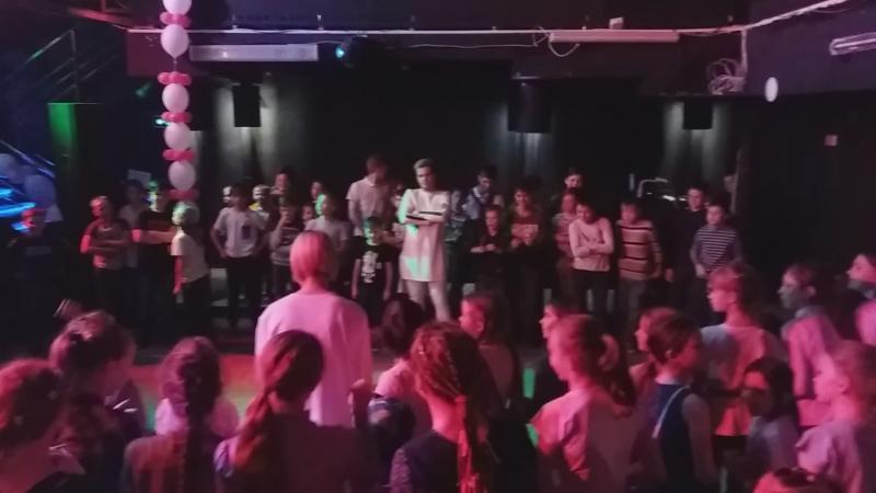 Танцевальный батл Авангарда!