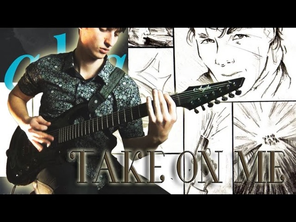 Take On Me (metal cover by Feanor X)