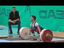 Турнир по тяжелой атлетике памяти Александра Караулова