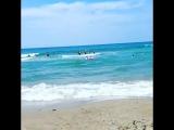 пляж радужный