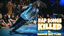 Amazing Dancers Killing Rap Song / Beats in Dance Battles Rounds 🔥