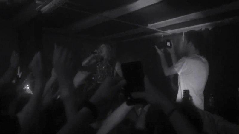 GHOSTEMANE BLOOD OKEANS : LIVE KIEV (18.04.2018)