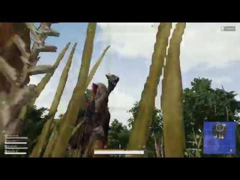 PLAYERUNKNOWN'S BATTLEGROUNDS 1(камень дерево бумага)