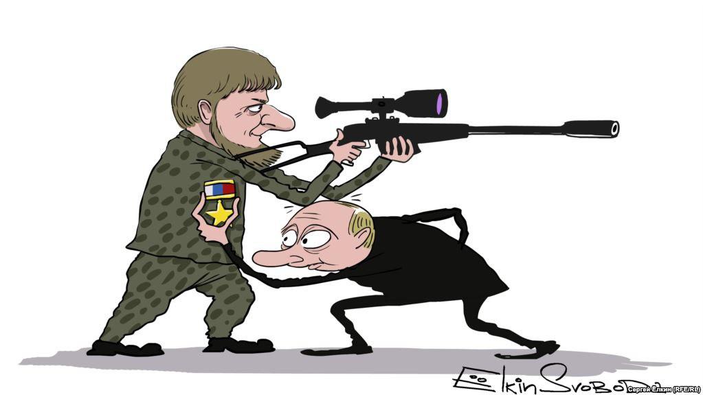 Кадыров призвал изменить Конституцию ради пожизненного правления Путина