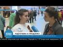 Старт Всероссийской акции Георгиевская ленточка в прямом эфире передачи Время суток канала Санкт-Петербург
