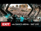 ExitLive2018 - mts Dance Arena 360 - Nina Kraviz - Powered by mts
