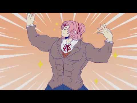 Doki Doki Literature Club Bigger Better Stronger Ver Buffsuki 1 Hour