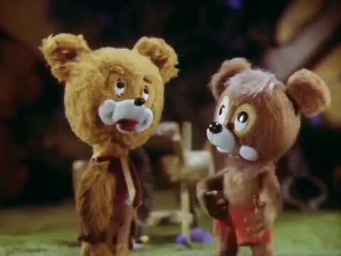 Лень (1981) Кукольный мультфильм   Золотая коллекция