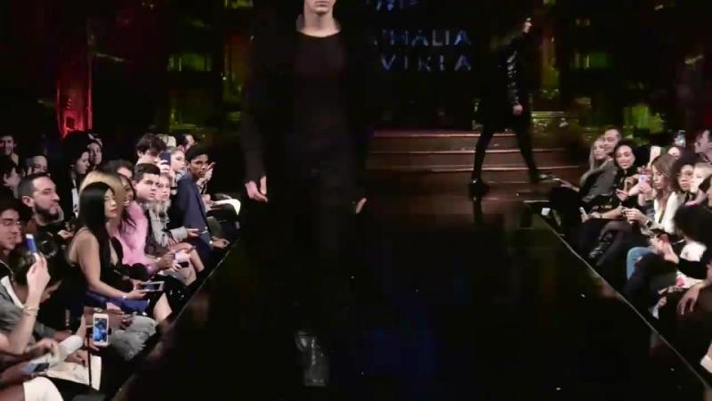 Natalia Gaviria New York Fashion Week Powered by Art Hearts Fashion NYFW FW18