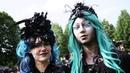 Wave Gotik Treffen 2018 - Faces, outfits and impressions (HD) (Crazy Clip TV 323)