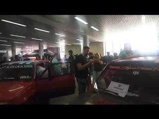ESB dB Drag Racing Thessaloniki elemenation rounds!
