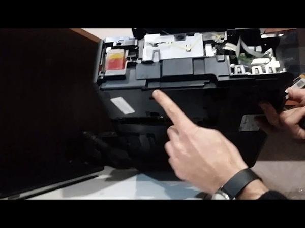 Обнуление перепрошивка сброс памперса абсорбера Canon G1400 G2400 G3400