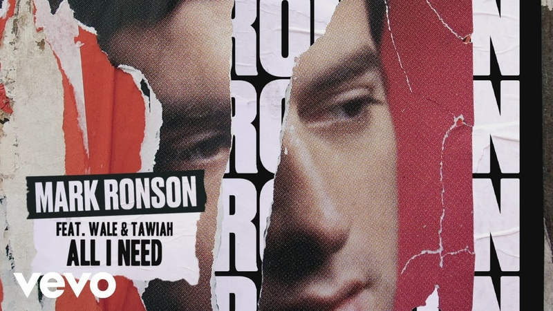Mark Ronson All I Need Main Mix Official Audio ft Wale Tawiah