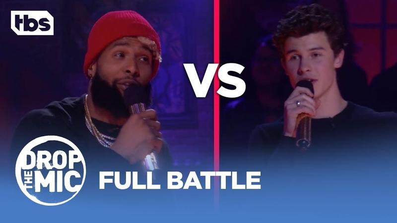 Drop the Mic: Shawn Mendes vs Odell Beckham Jr. - FULL BATTLE | TBS