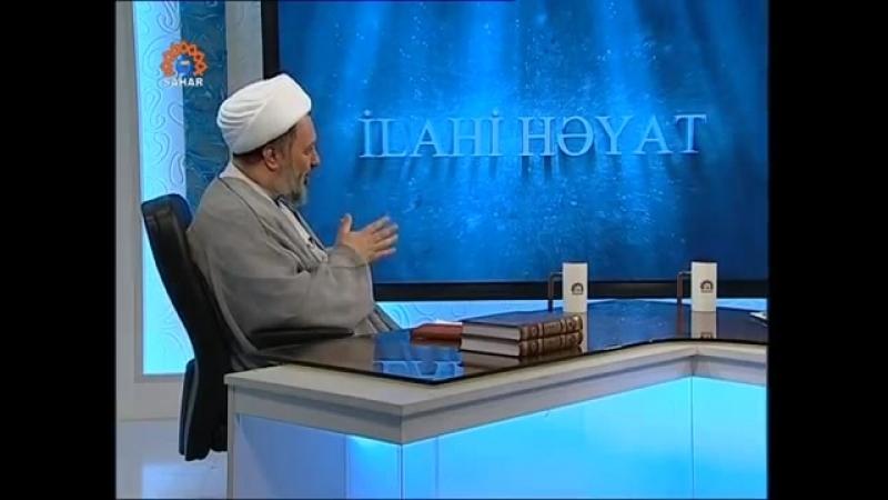İlahi Heyat-Halal və haram evliliklər