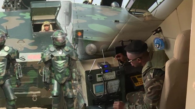 WATCH INSIDE APOSTLE KWADWO KANTANKAs BIGGEST NEW MILITARY ARMOR CAR