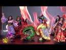 Гала шоу GOLDEN DANCE SHOW,19 мая 2018 года, ресторан ЦИНЬ. Студия цыганского творчества Рада Худ. руководитель Юлия Студилова