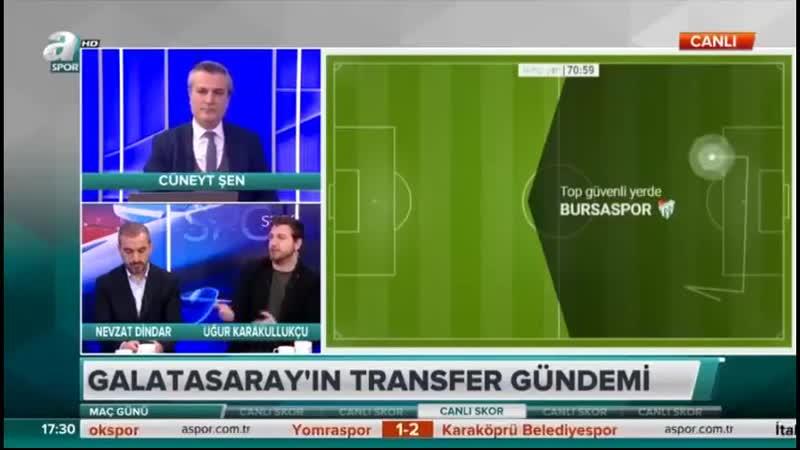 Galatasaray Transfer Gündemi Uğur Karakullukçu Maç Öncesi Kadro Yorumu