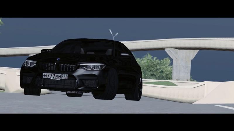 EQUUS STUDIO   MTA CCDplanet: BMW M5 F90 x BMW M5 F10 (Dikobrazzers, Rig)