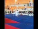 Настя и Глеб синии пояса спортивный клуб Айкидо Оренбург