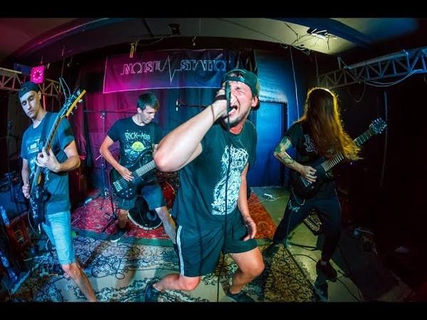 Breakdown Machine - Demons Inside You [фестиваль VOLGA METAL FEST] (Волгоград) (Live) 25.08.2018