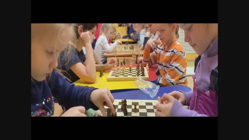 Турнир по шахматам Поселение Киевский 2019 год