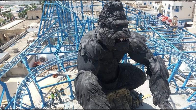Carthage Land - King Kong
