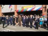 1 сентября в Карельском кадетском корпусе