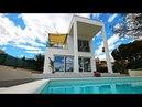 Испания недорогая современная вилла в La Nucia недвижимость в Испании на побережье у моря