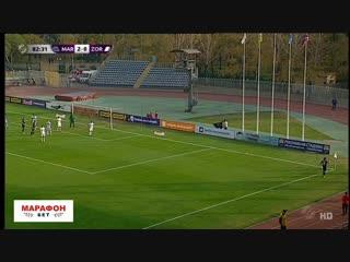 Мариуполь 3-0 Заря | Зубков