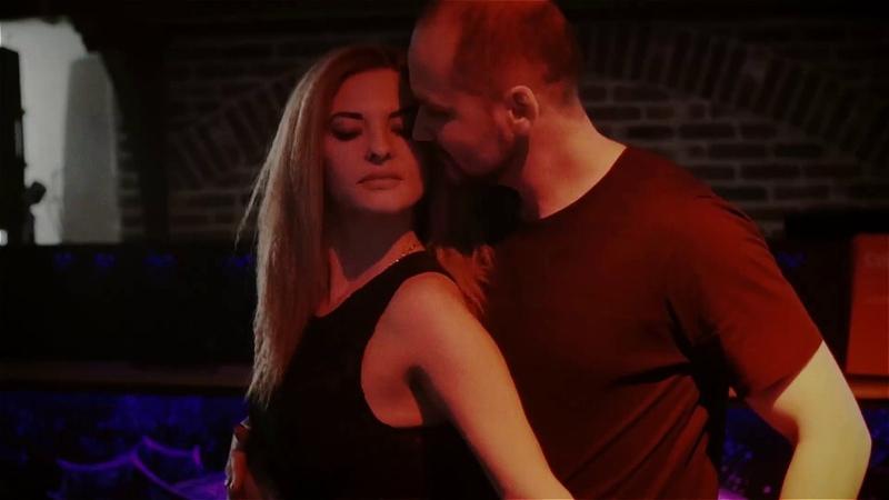 Romantic Kizomba в Калуге ALEKS Elina Латина клуб BachataBoom