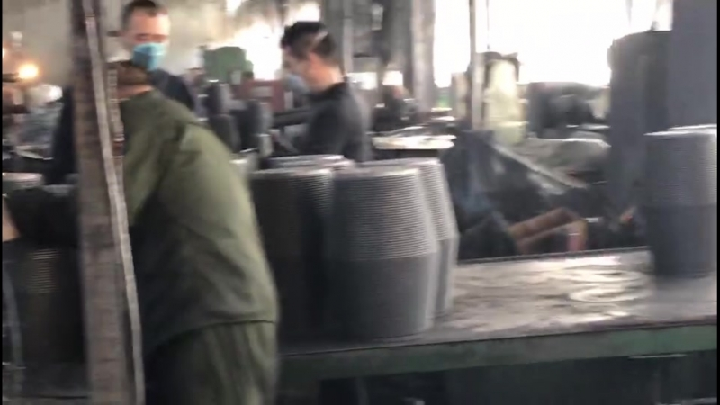 Processing Graphite electrode nipples
