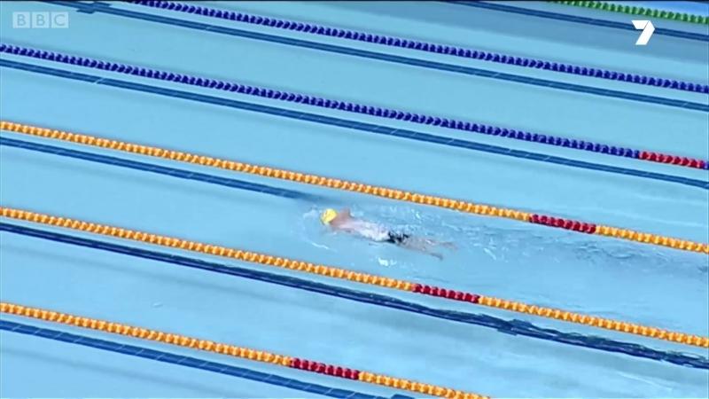 99-летний пловец установил мировой рекорд