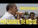 PODESTA E MAILS Obama bestellt Hot Dogs Pizza für $65 000