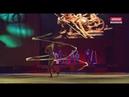 Показательное выступление Сборной России на закрытии Чемпионата Мира по художественной гимнастике