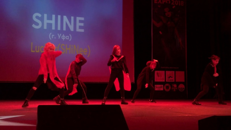 SHINee 샤이니 'Lucifer' dance cover by SHINE @ ANIMAU EXPO 2018