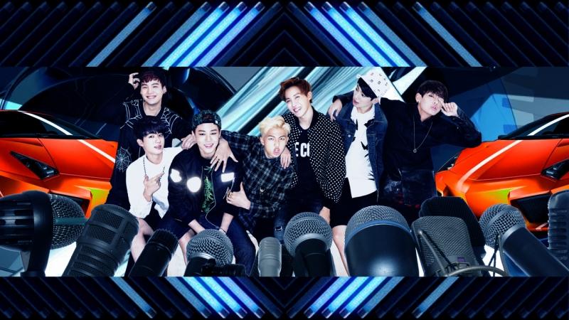 [SooYeonTVCTpipleS] ● BTS (Bangtan Boys) – MIC DROP [русские субтитры] [re-upload]