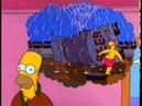 Homer beer truck