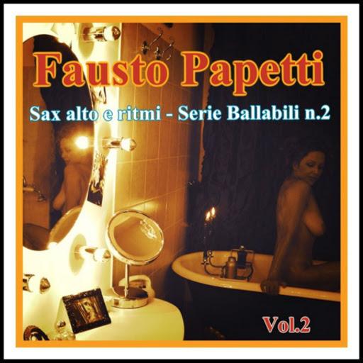 Fausto Papetti альбом Sax Alto E Ritmi - Serie Ballabili N. 2