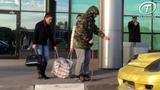 Пранк Асима Абдуллаева: слепой на спорткаре просит туляков о помощи
