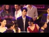 Fancam 180709 VIXX Ken @ The 12th Daegu International Music Festival (DIMF) Awards Ending