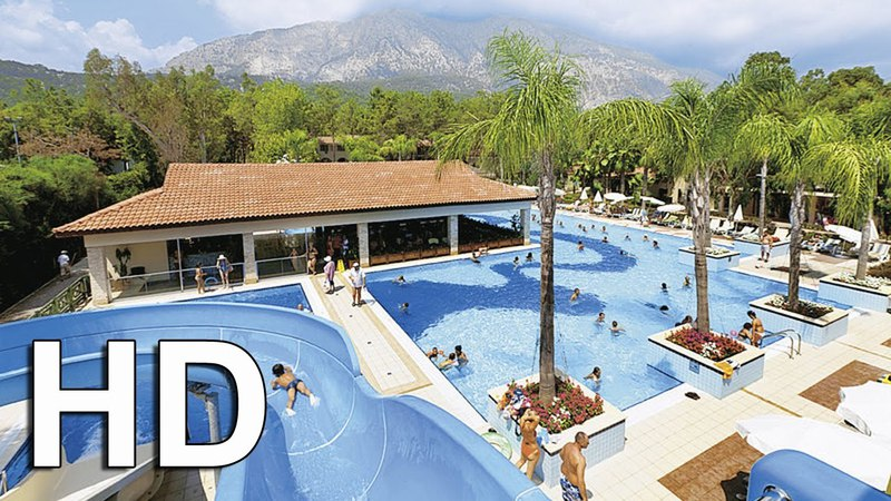 Champion Holiday Village, Beldibi, Kemer, Türkei