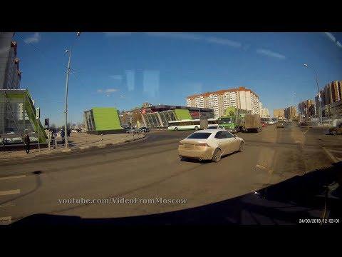 Коломенская / Выхино / Люберцы / Реутов - crazy trip 24 марта 2018