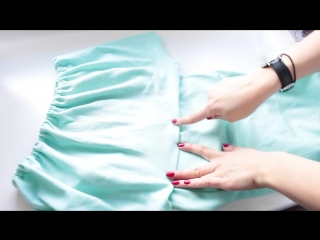 DIY Летнее платье с воланом _ Summer off shoulder dress