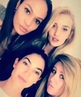 ROSIE HUNTINGTON WHITELEY on Instagram NEW beauty rosiehw with her lovely friends lilyaldridge and joansmalls on the set for jimmychoo Fall W